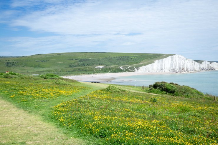 Seven Sisters - Seaford to Birling Gap5
