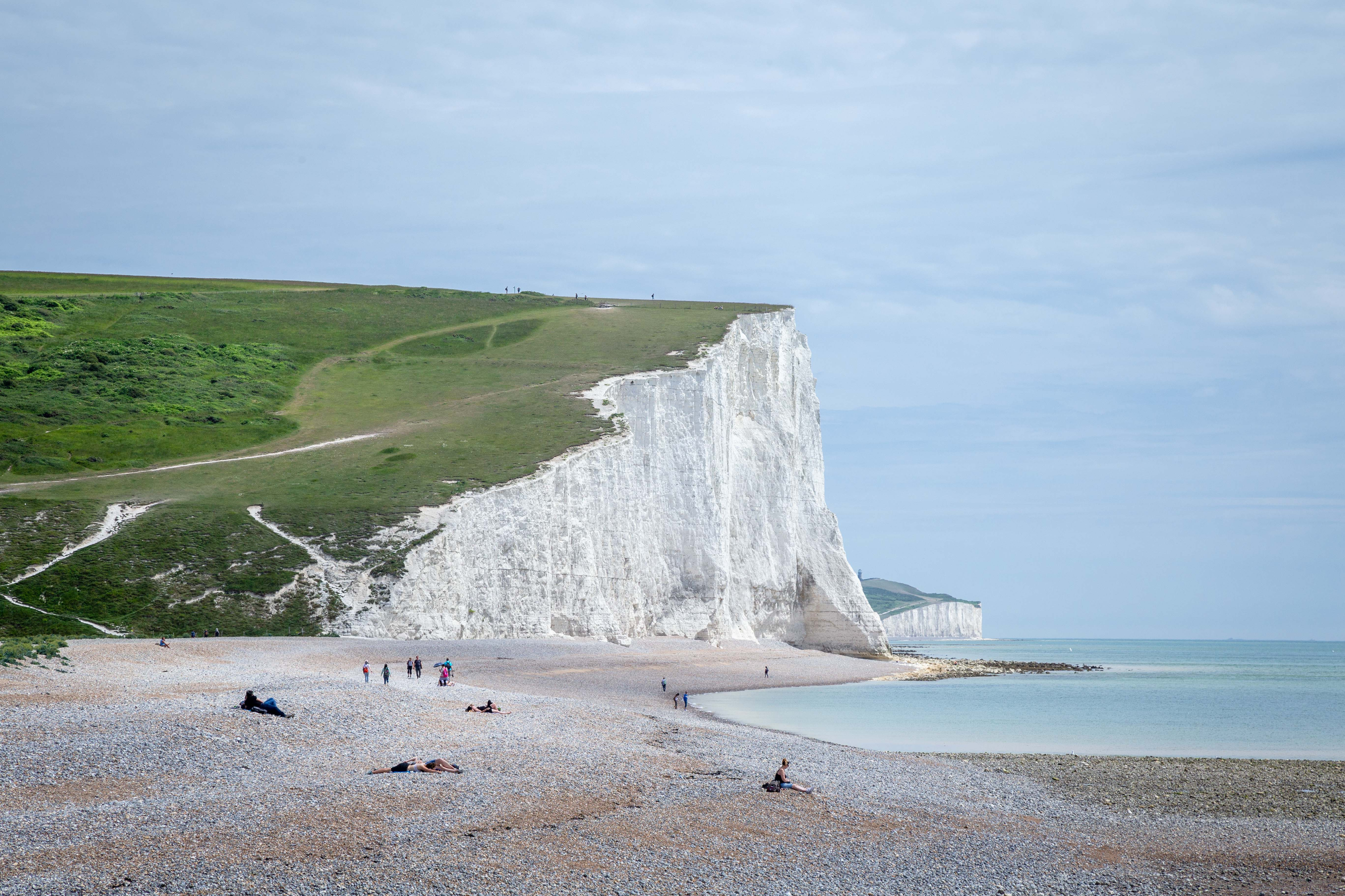 Seven Sisters - Seaford to Birling Gap6