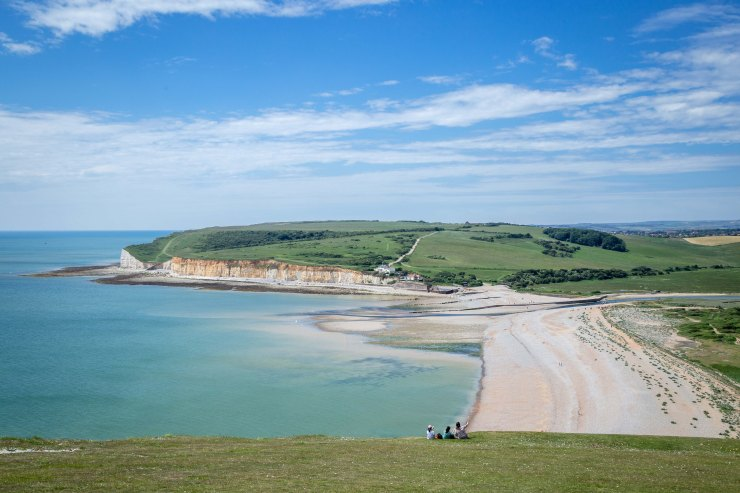 Seven Sisters - Seaford to Birling Gap9