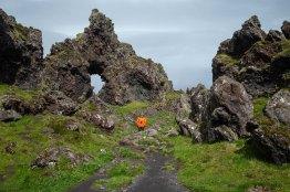 Skarðsvík Beach Iceland