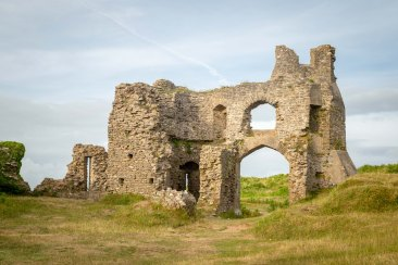 Pennard Castle, Gower Peninsula