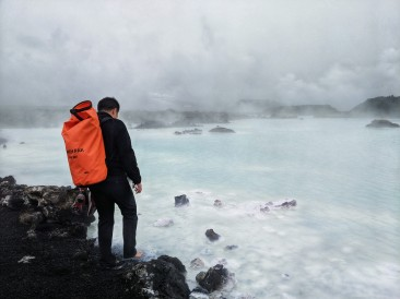 Thermal Lakes by the Blue Lagoon - Iceland